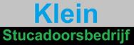 Klein Stucadoorsbedrijf